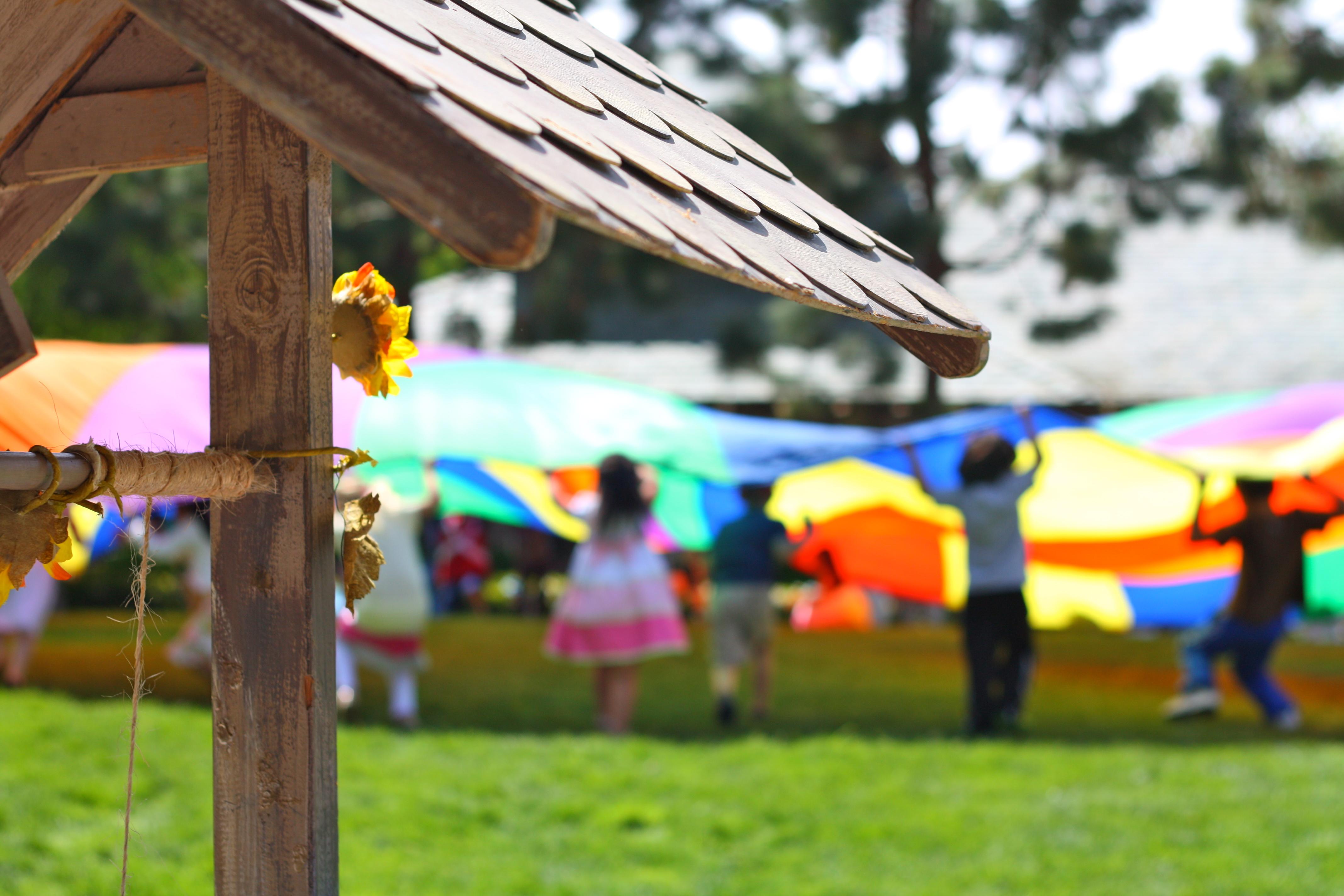 Kids Parachute Clipart Parachute Kids